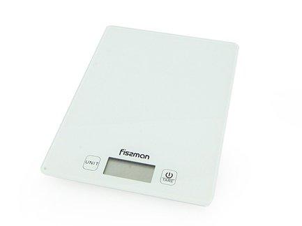 Fissman Весы кухонные электронные, 19x14x1.4 см EL-0320.KS Fissman кухонные электронные весы changdi t vks303