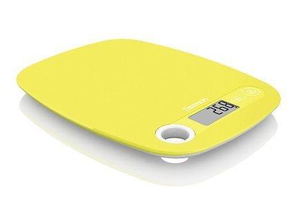 Fissman Весы кухонные электронные, 20x15x1.3 см EL-0323.KS Fissman