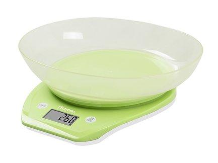 Весы кухонные электронные, 22x21x6.6 см, с чашей 0324 Fissman весы кухонные atlanta красный с чашей