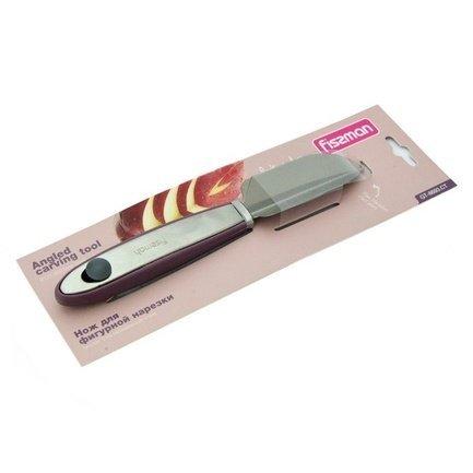 Fissman Нож для фигурной нарезки уголок, 9 см GT-8693.CT Fissman