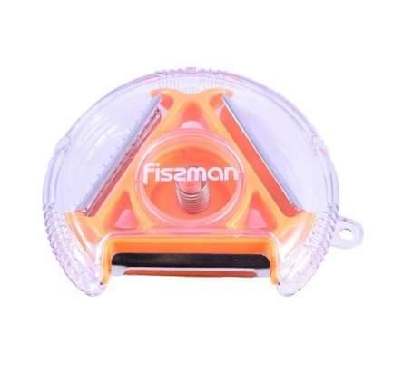 Fissman Нож для чистки овощей, компактный, 3 лезвия GT-8669.YP Fissman