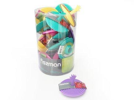 Fissman Силиконовая пробка для раковины, 7.5 см