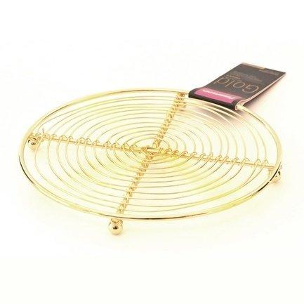 Fissman Подставка под горячее Gold, 18 см