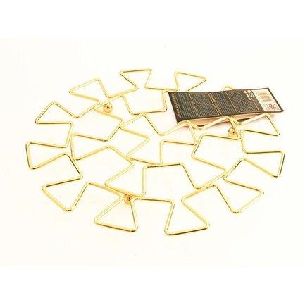 Fissman Подставка под горячее Gold, 21.5 см