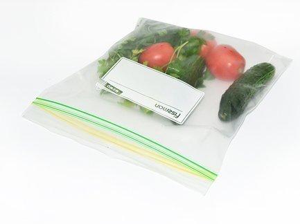 Fissman Универсальные пакеты, 27x28 см, с zip-замком, 8 шт BG-0479.27 Fissman защитные пластиковые пакеты plastic liners 100 шт