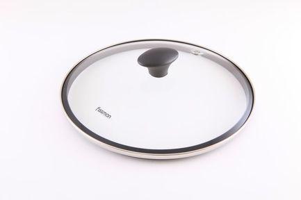 Fissman Стеклянная крышка Universal, 24 см
