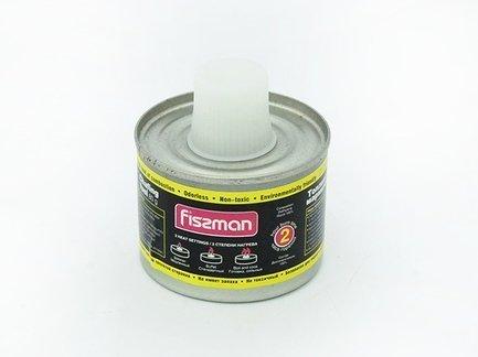 Fissman Топливо для мармитов с фитилем, в банке, 80 г/2 часа горения CF-0906.80 Fissman топливо для мармитов gastrorag bq 204