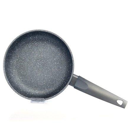 Глубокая сковорода Grey Stone, 20 см 4972 Fissman