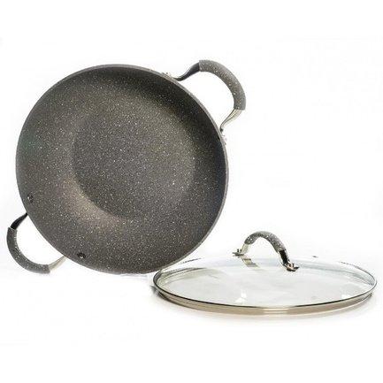 Fissman Вок Iron Stone, 30 см AL-4397.30 Fissman lacywear vok 2 brn