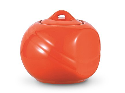 Fissman Сахарница (350 мл), оранжевая