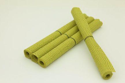 Fissman Комплект сервировочных ковриков, 45x30 см, 4 шт DF-0605.PM Fissman fissman хлебный нож onyx 20 см kn 2336 br fissman