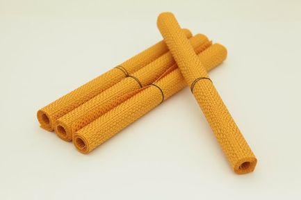 Fissman Комплект сервировочных ковриков, 45x30 см, 4 шт DF-0606.PM Fissman fissman хлебный нож onyx 20 см kn 2336 br fissman