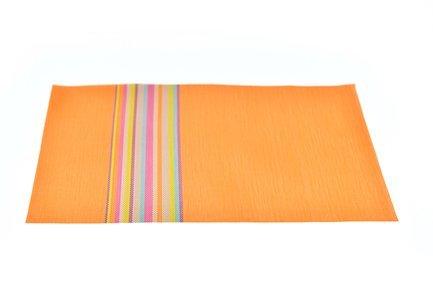 Fissman Комплект сервировочных ковриков, 45x30 см, 4 шт DF-0626.PM Fissman remember набор сервировочных ковриков сolour caro 4 шт