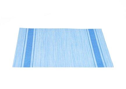 Fissman Комплект сервировочных ковриков, 45x30 см, 4 шт DF-0628.PM Fissman набор сервировочных ковриков remember stripes