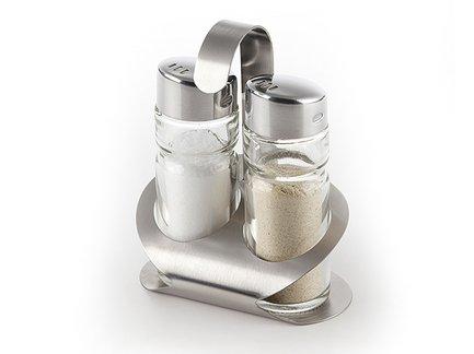 Fissman Набор для приправ, 8.5х5.5х11 см, 3 пр CM-7601.3 Fissman fissman набор посуды martinez 6 пр ss 5829 6 fissman