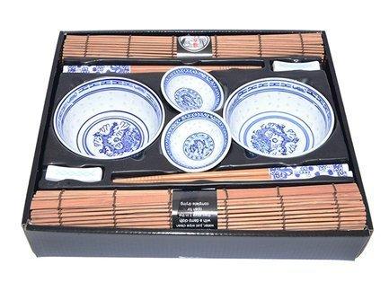 Fissman Набор для суши на 2 персоны, 10 пр SH-9583.10 Fissman