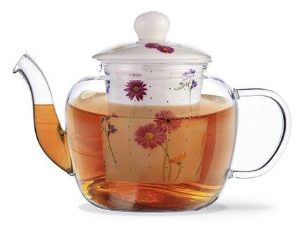 Fissman Заварочный чайник Casablanca (1000 мл) TP-9273.1000 Fissman fissman заварочный чайник casablanca 1000 мл tp 9277 1000 fissman