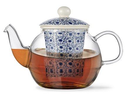 Fissman Заварочный чайник Casablanca (1000 мл) TP-9277.1000 Fissman fissman заварочный чайник 750 мл с ситечком tp 9204 750 fissman