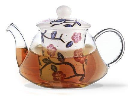 Fissman Заварочный чайник Casablanca (600 мл) TP-9274.600 Fissman fissman заварочный чайник casablanca 1000 мл tp 9277 1000 fissman