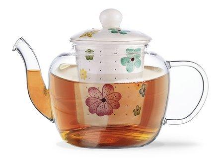Fissman Заварочный чайник Casablanca (800 мл) TP-9272.800 Fissman fissman заварочный чайник casablanca 1000 мл tp 9277 1000 fissman