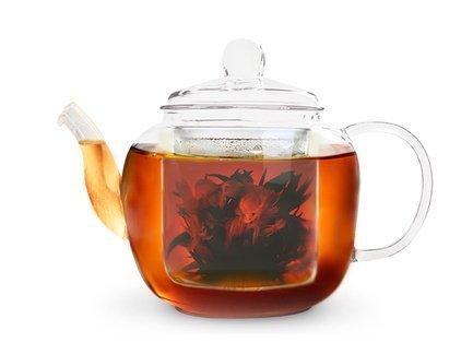 Fissman Заварочный чайник Lucky (1000 мл) TP-9360.1000 Fissman fissman заварочный чайник casablanca 1000 мл tp 9277 1000 fissman