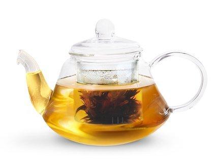 Fissman Заварочный чайник Lucky (1000 мл) TP-9363.1000 Fissman fissman заварочный чайник 750 мл с ситечком tp 9204 750 fissman