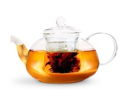 Fissman Заварочный чайник Lucky (1000 мл) TP-9365.1000 Fissman fissman заварочный чайник casablanca 1000 мл tp 9277 1000 fissman