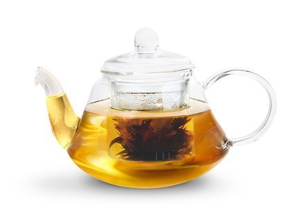 Fissman Заварочный чайник Lucky (800 мл) TP-9362.800 Fissman fissman заварочный чайник casablanca 1000 мл tp 9277 1000 fissman