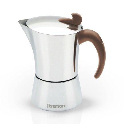Гейзерная кофеварка (360 мл), на 6 порций 9415 Fissman