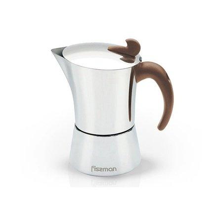 Гейзерная кофеварка (540 мл), на 9 порций 9416 Fissman