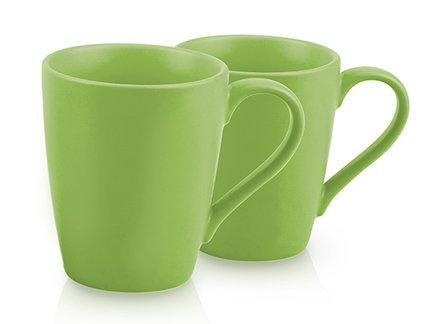 Fissman Набор кружек (300 мл), зеленый, 2 шт SC-9333.300 Fissman