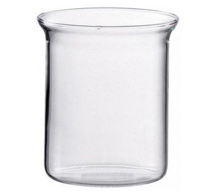 Bodum Колба для кружек Chambord, Eileen (0.2 л), 8x8x9 см, прозрачная