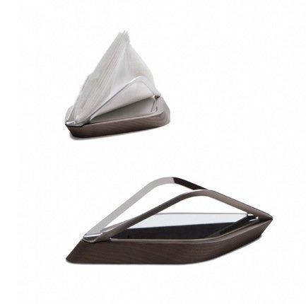 Casa Bugatti Держатель для салфеток Trattoria Tobacco, 26х14х8 см