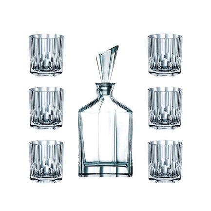 Набор для виски Aspen, 7 пр 90025 Nachtmann