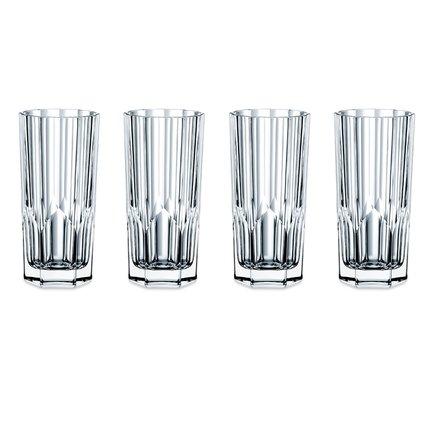 Nachtmann Набор стаканов высоких Aspen (309 мл), 4 шт 92127 Nachtmann цены онлайн