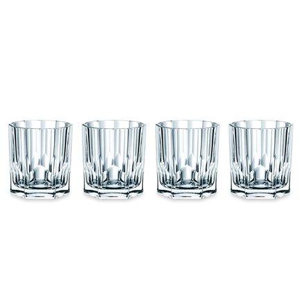 Nachtmann Набор стаканов низких Aspen (324 мл), 4 шт 92126 Nachtmann набор стамесок 4 шт vira 811004 4 шт