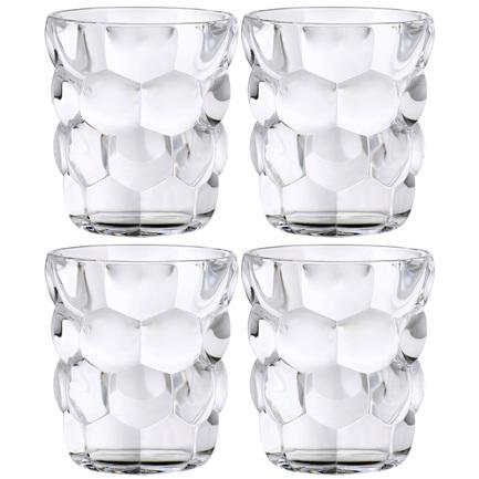 Nachtmann Набор стаканов для виски Bubbles (315 мл), 4 шт 99531 Nachtmann набор стаканов для виски pasabahce sylvana 315 мл 6 шт