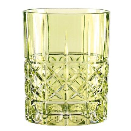 Nachtmann Стакан низкий Highland (345 мл), зеленый 97444 Nachtmann стакан фрост пинк 340мл низкий