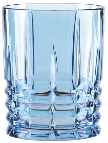 Стакан низкий Highland (345 мл), голубой