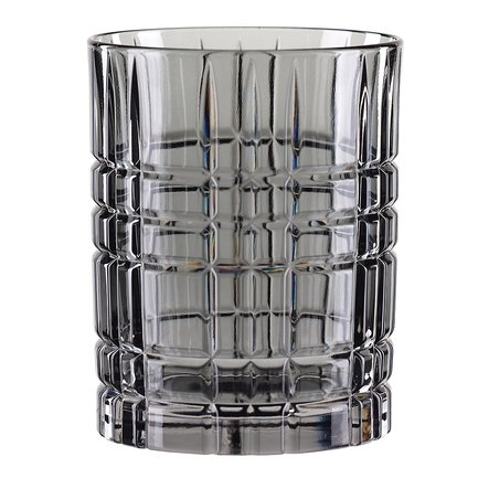 Nachtmann Стакан низкий Highland (345 мл), серый 97443 Nachtmann стакан фрост пинк 340мл низкий
