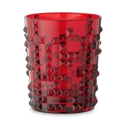 Nachtmann Стакан Punk (348 мл), красный 100056 Nachtmann nachtmann стакан для сока palais 265 мл 92954 nachtmann