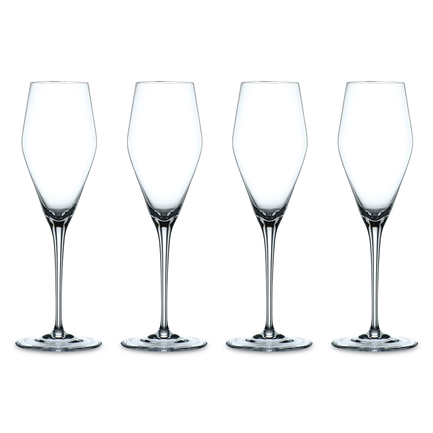 Nachtmann Набор фужеров для шампанского ViNova (280 мл), 4 шт 98075 Nachtmann circelee цвет шампанского 4