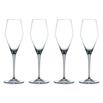 Nachtmann Набор фужеров для шампанского ViNova (280 мл), 4 шт 98075 Nachtmann набор фужеров для шампанского тулип 200мл 6шт
