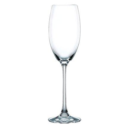 Nachtmann Набор фужеров для шампанского Vivendi (272 мл), 4 шт 85695 Nachtmann circelee цвет шампанского 4