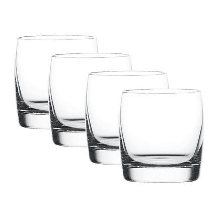 Nachtmann Набор стаканов для виски Vivendi (315 мл), 4 шт 92040 Nachtmann nachtmann набор стопок vivendi 55 мл 4 шт 92042 nachtmann