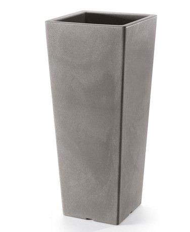 TeraPlast Кашпо Pasubio Alto Essential, 40x40x100 см, капучино 11462100201 TeraPlast боди jennyfer jennyfer je008ewbiuf3