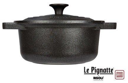 Фото - Кастрюля с литой крышкой Le Pignatte, 20 см (2,25 л) 00097PIN/20P Risoli teresia 1650 20p