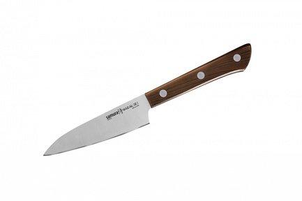 Samura Нож Harakiri для овощей, 9.9 см SHR-0011WO/K Samura samura нож универсальный shadow 12 см sh 0021 16 samura