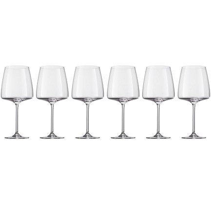 Набор бокалов для красного вина 710 мл, 6 шт, Sensa 120 595-6 Schott Zwiesel