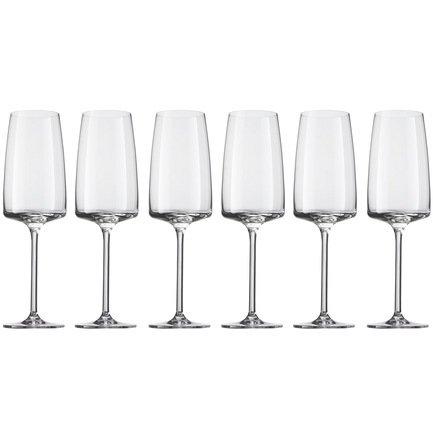 цена на Набор фужеров для шампанского 388 мл, 6 шт. Sensa 120 591-6 Schott Zwiesel